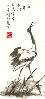 Китайская живопись тушью ...: www.stefka.ru